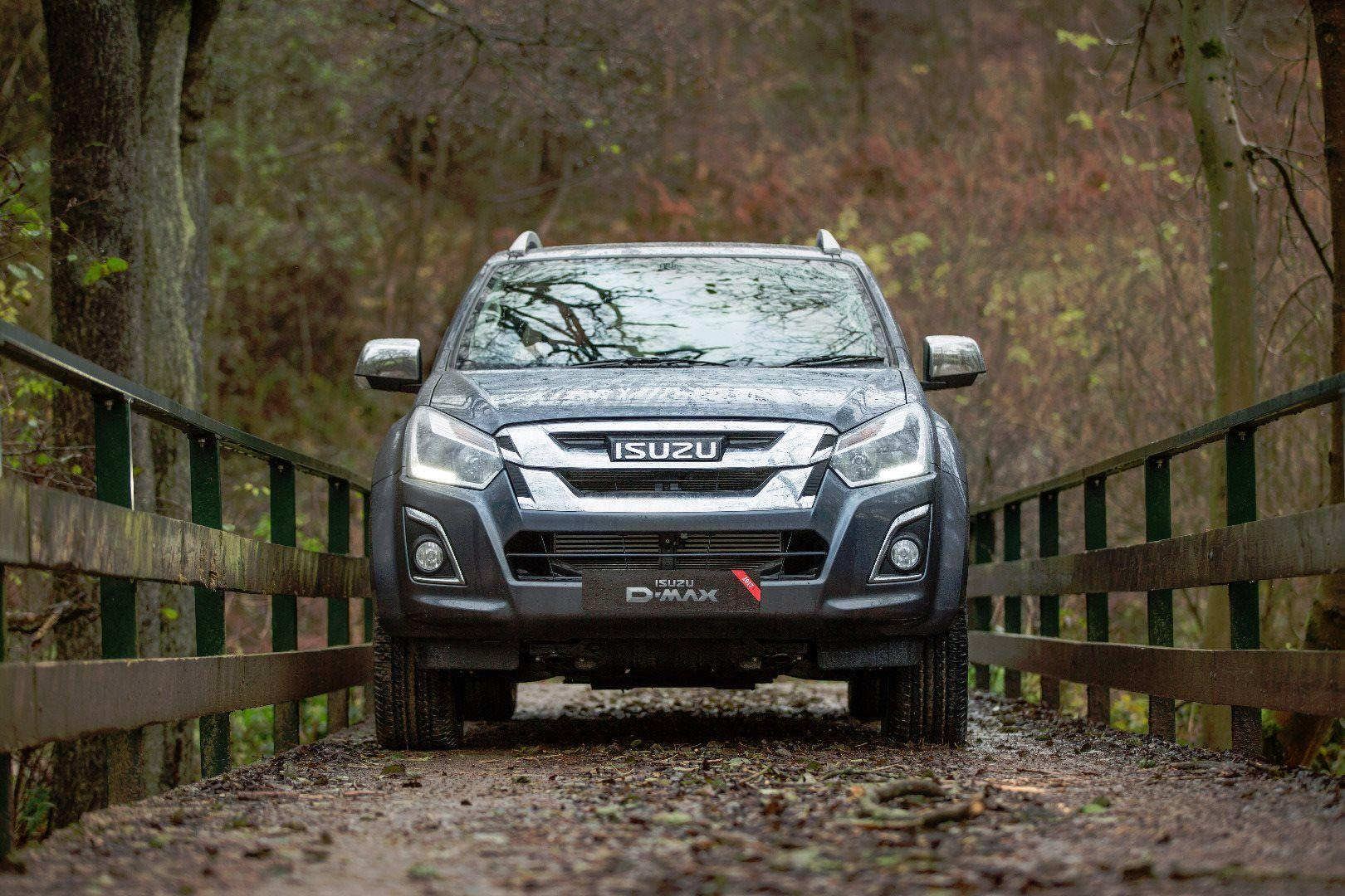 ISUZU UK STRENGTHENS ITS NETWORK WITH FIVE NEW FRANCHISE OPENINGS